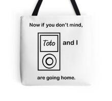 Toto and I.... Tote Bag