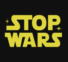 Stop Wars by Vojin Stanic