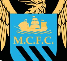 MANCHESTER CITY Sticker
