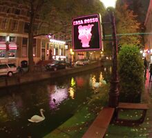 Amsterdam Night 019 by Alexander Stepanov