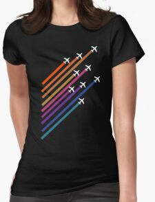 Aerial Acrobat Funny Geek Nerd T-Shirt