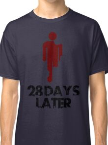 28 days later Funny Geek Nerd Classic T-Shirt
