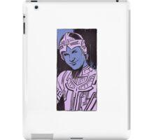 Flynn portrait iPad Case/Skin