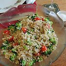Quinoa Salad by Heather Thorsen