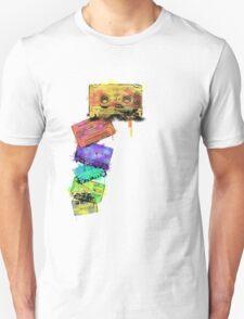 Watercolour Tapes Unisex T-Shirt