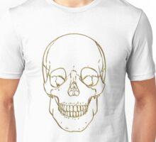 Old skull.. Unisex T-Shirt
