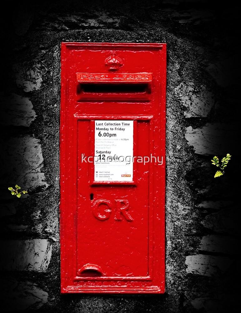 Postbox by Richard Hamilton-Veal