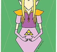 Zelda  by nytastic