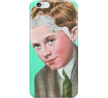 TOO MUCH ON MY MIND. iPhone Case/Skin