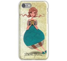 Tea Fairy iPhone Case/Skin