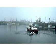 Lifeboat 101 Photographic Print