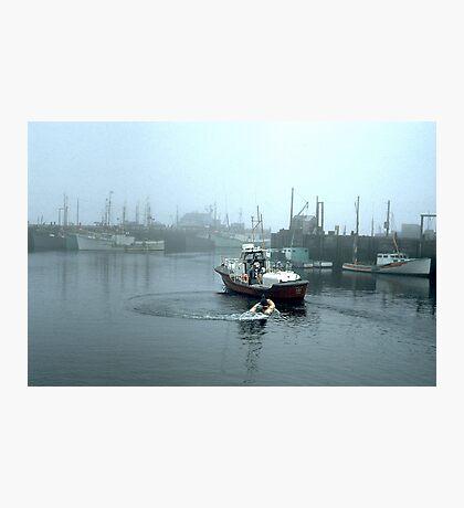 Lifeboat 101 Photographic Print