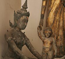 birth of shakyamuni by hellsbell