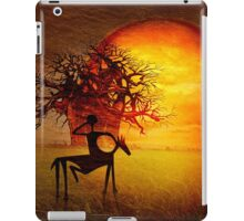 Visions of fire iPad Case/Skin