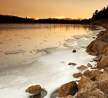 Echo Lake, Colorado by Paul Crossland