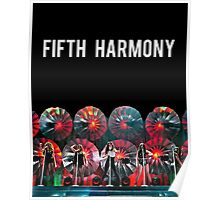 Fifth Harmony Reflection Tour Poster