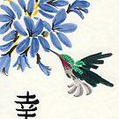 Hummingbird 2 by akaikatsugan