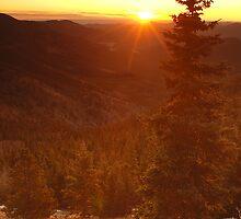 Squaw Pass, Colorado by Paul Crossland