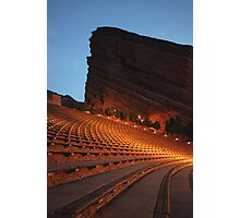 Red Rocks Amphitheater Morrison, Colorado Photographic Print