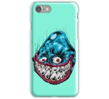 Falling Blue Boy iPhone Case/Skin
