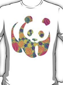 Psychedelic panda T-Shirt