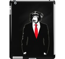 Domesticated Monkey iPad Case/Skin