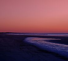 Sunrise Over Kiawah Island by Jarede Schmetterer