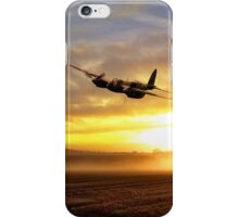 Mosquitos In The Mist  iPhone Case/Skin