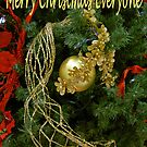 Wishing You All A Blessed Christmas Season by CarolM