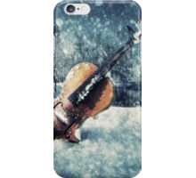 Wistful Abandonment iPhone Case/Skin