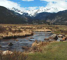 Rocky Mountain National Park, Colorado by Paul Crossland
