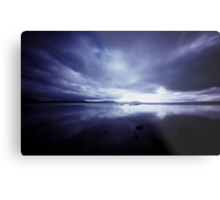 At Lands End IX Metal Print