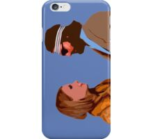 Margot and Richie 2 iPhone Case/Skin