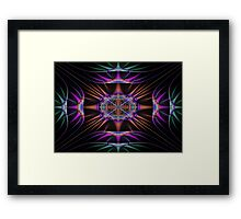 Fractal 24 Framed Print