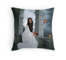 If You Love Something... Throw Pillow