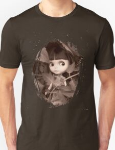 HIding on my T-Shirt Unisex T-Shirt