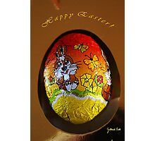 Happy Easter ! Photographic Print