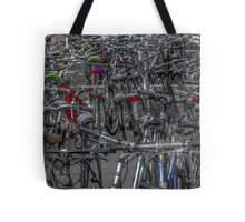I What To Ride My Bicycle Tote Bag