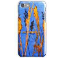 Mornington Skies 3 - Monoprint iPhone Case/Skin