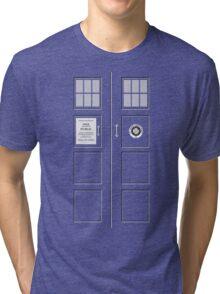 I am the Police Box Tri-blend T-Shirt
