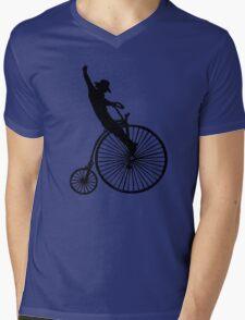 Apprentice Cowboy Mens V-Neck T-Shirt