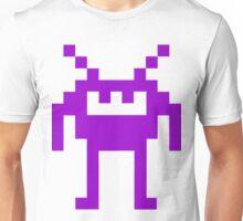 We Come in Peace (Purple) Unisex T-Shirt