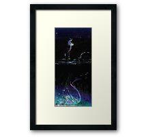 Stargazer Framed Print