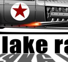 Salt Laker T2 Sticker