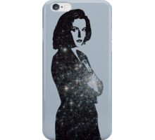 X Files Agent Scully iPhone Case/Skin