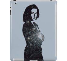 X Files Agent Scully iPad Case/Skin
