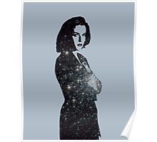 X Files Agent Scully Poster