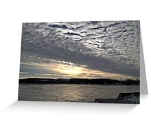 New Years Day 2015 Greeting Card