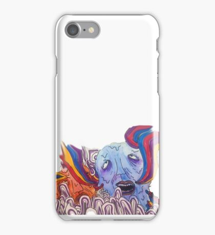 The Sea of Air (Portugal. The Man Inspired Art) iPhone Case/Skin