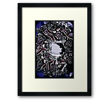 Winter Welcoming Framed Print